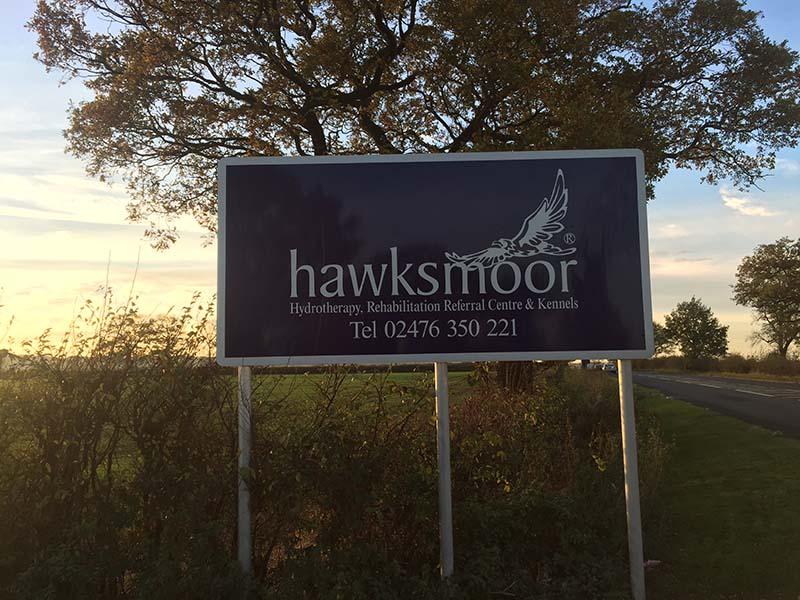 Hawksmoor Signage