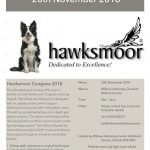 Hawksmoor Congress 2018 FLYER